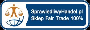Logo sklep Fair Trade 100%