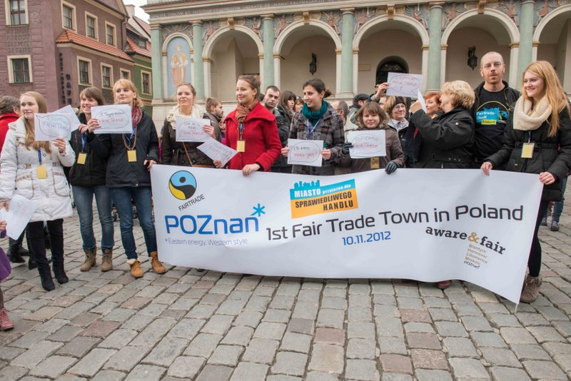 Poznań - Fair Trade Town