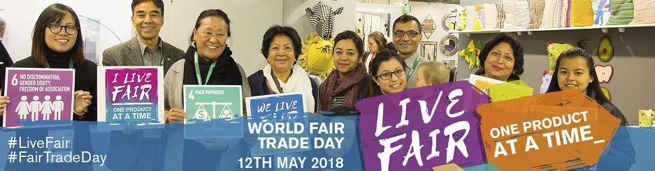 Światowy Dzień Sprawiedliwego Handlu 12 maja
