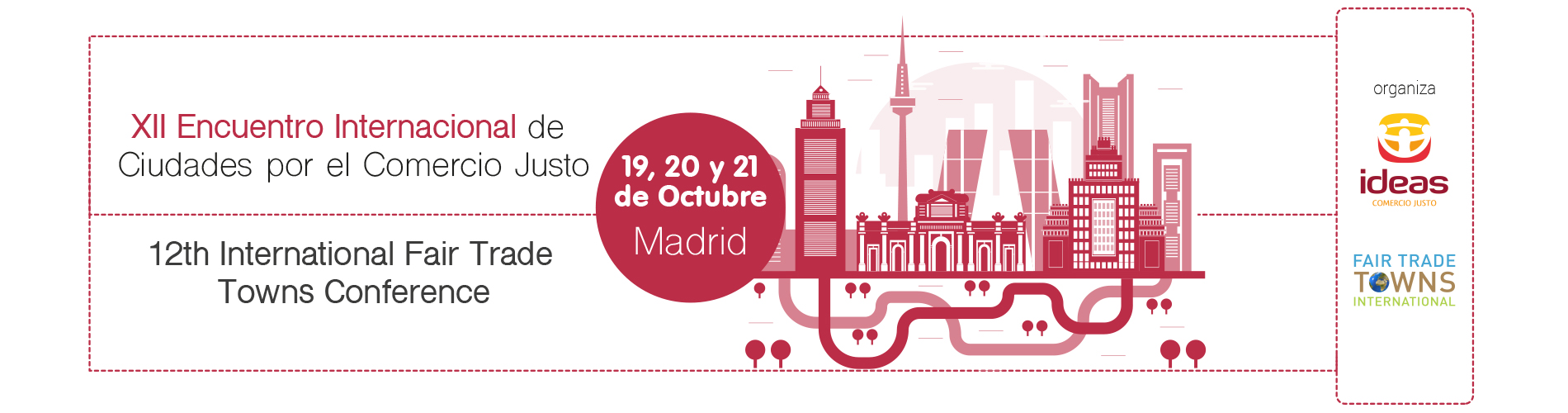 Konferencja Faiir Trade Towns Madryt