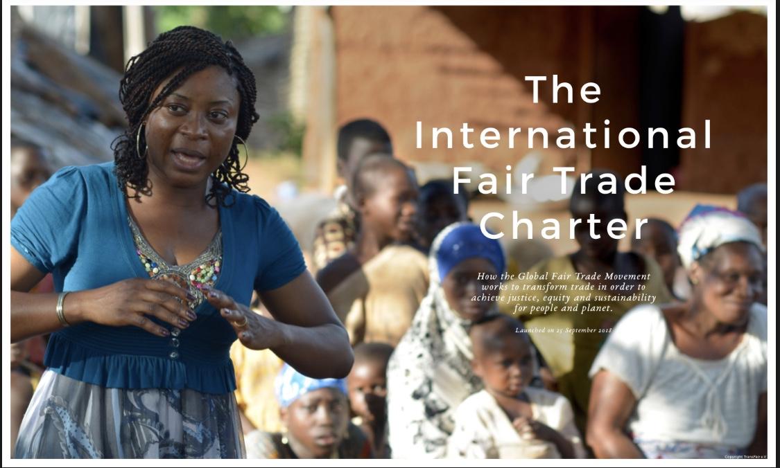 Międzynarodowa Karta Sprawiedliwego Handlu - The International Fair Trade Charter